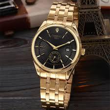 aliexpress com buy 2017 chenxi calendar gold quartz watch men aliexpress com buy 2017 chenxi calendar gold quartz watch men clock top brand luxury wrist watches golden hodinky relogio masculino quartz watch from