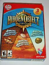 Download and play hundreds of free hidden object games. Pc Games Hidden Objects Pop Cap Ebay
