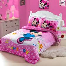 Minnie Mouse Bedroom Set For Toddlers Image Of Full Size Mouse ...