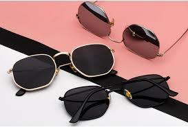 <b>SHAUNA</b> Retro <b>Women</b> Square Sunglasses <b>Classic</b> Men Glasses ...