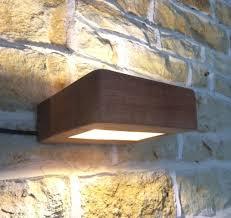 Minimalist Wall Light Modern Wall Light Wall Sconce Wooden Sconce