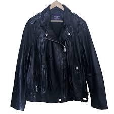 mango biker jackets biker jackets leather black ref 89697