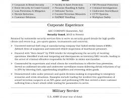 Security Officer Resume Sample Download Security Officer Resume Sample DiplomaticRegatta 54