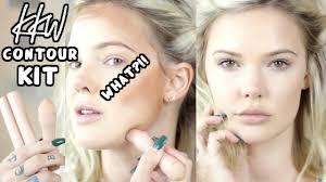 kim kardashian contour kit light review what you need to know kkw beauty