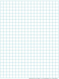 Graph Paer Graph Paper Full Page Grid 1 Centimeter Squares 19x25 Boxes