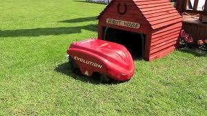 promo trailer lawn mowers