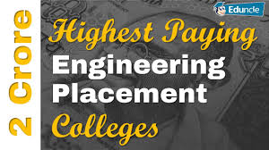 List of Best Placement Engineering Colleges in India - Branch wise ...