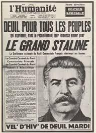 5 mars 1953 - Mort de Staline - Herodote.net