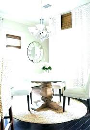 beautiful area rug for dining room table for area rug under dining room table round rugs