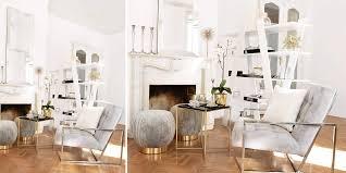 Wohnzimmer Deko Wanddeko Ideen Silber Modern Holz Wand