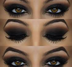 make heads turn with the latest makeup trends for parties brown eye makeup tutorial homeing makeup and gold eye makeup