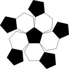Soccer Ball Pattern Stunning Soccer Ball Pattern Soccer Party Pinterest Soccer Ball