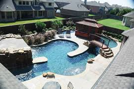 gunite pool cost. The Pool Finish: Gunite Cost H