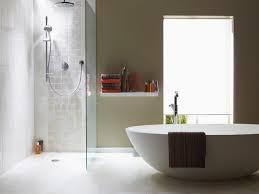 bath or a shower