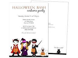 Free Halloween Invitation Templates Atlis Co