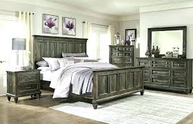 black wood bedroom furniture. Unique Black Gray Wood Bedroom Set Distressed Furniture  With Dark  Inside Black Wood Bedroom Furniture I