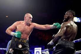 Tyson Fury-Deontay Wilder III re ...