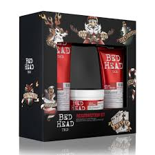 tigi bed head resurrection shoo conditioner and mask gift set description