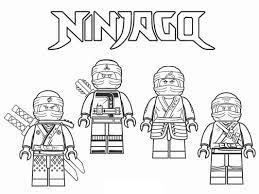 Ninjago-Coloring-Pages - Online Coloring Pages