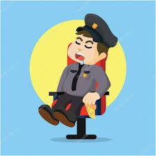 Resultado de imagen para policias durmiendo