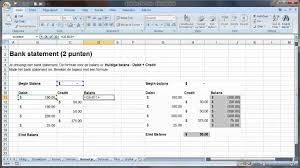 Basic Accounting Spreadsheet For Small Business Examples Template ...