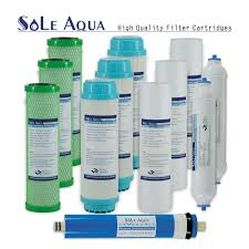 Home Reverse Osmosis Drinking Water System Sole Aqua 5 Stage Home Reverse Osmosis System Drinking Water Ro