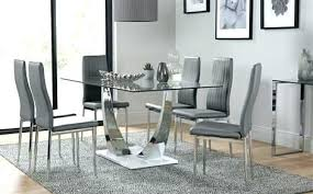 white gloss kitchen table and chairs round glass dining table set glass chrome dining table white white gloss kitchen table and chairs