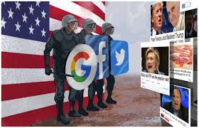 Facebook, Twitter, Google confront technology\u0027s dark side