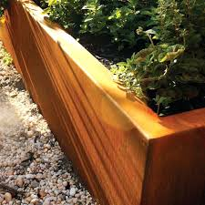 surprising corten steel retaining wall steel retaining walls retaining walls roux design corten steel retaining wall
