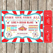 Circus Party Invitation Best Circus Party Invitation Classy Stunning Circus Birthday Party