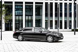The Mercedes Maybach S600 Guard is built like a tank, with luxury -