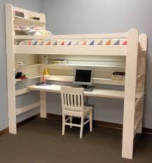 bunk bed desk combo plans able pdf