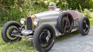 Car was originally built inca. Bugatti Type 35 Replica Vin 4929gp Classic Com