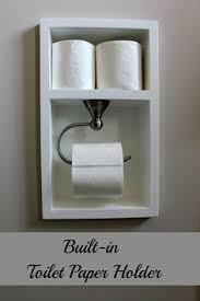 Toilet paper holder ideas Look 10 Creative and Easy Diy Toilet Paper Holders Pinterest 20 Best Diy Toilet Paper Holder Images Toilet Paper Diy Ideas For