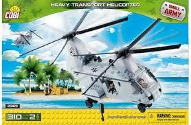 <b>Конструктор Heavy Transport</b> Helicopter - <b>COBI</b>-2365 - купить в Rc ...