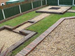 garden design with sleepers. simon cunliffeu0027s garden design with railway sleepers h