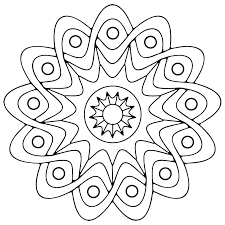 Free Mandala Coloring Pages To Print Viettiinfo