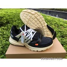 Nike Air Presto The Ten X Off White Aa3830 001 Best Price