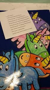 5 little unicorns rhyme i made up for unicorn storytime