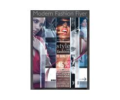 modern fashion flyer collage template creative poster design magazine cover template creative poster psd promotion flyer psd promotion poster psd