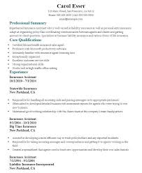 Underwriting Assistant Resumes Chiropractic Assistant Resume Underwriting Assistant Resume