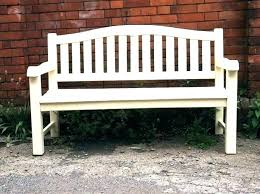 3 ft bench 3 foot benches garden bench medium size of rustic plans outdoor metal concrete