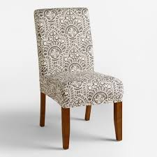 kmart dining chairs grey chair slipcover white parson slipcovers gettwistart for best