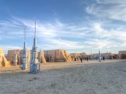 a photo essay of mos espa the vanishing star wars sets in the  mos espa tunisia