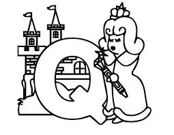 Small Picture Q Is For Queen Coloring PageIsPrintable Coloring Pages Free Download