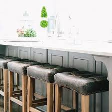 slipcovered counter stools. Slipcovered Counter Stools Dark Gray Wainscoted Kitchen Island Design Ideas Of Chair Awesome