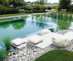 Natural looking in ground pools Self Cleaning Lets Take Look At Few Beautiful Natural Pools Luxury Pools Outdoor Living Virginia B Interior Design Design Concept Natural Pools