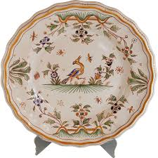 Antique Montagnon Frenc Faeince Pin Dish | Dishes, Decorating and ...