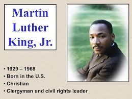 Image result for twentieth-century America's most compelling and effective civil rights leader,