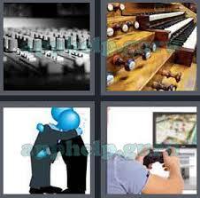 4 Pics 1 Word Answer Level 563